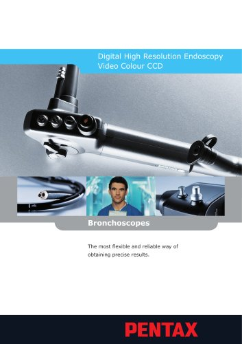 Video Bronchoscopes