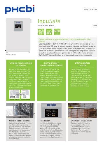 MCO-170AC-PE Incubadores de CO2