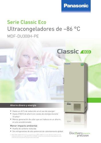 MDF-DU300H PRO ECO Ultracongeladores de –86 °C
