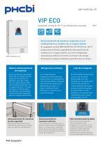 MDF-DU901VHL-PE VIP ECO Congelador - 1