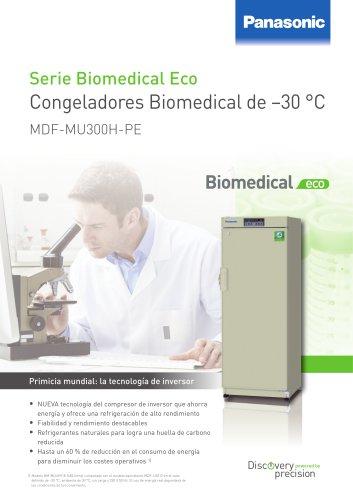 MDF-MU300H-PE Congeladores Biomedical ECO de -30 °C