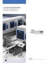 Lavadoras desinfectoras Centrales de Esterilización Sistemas y automatismos