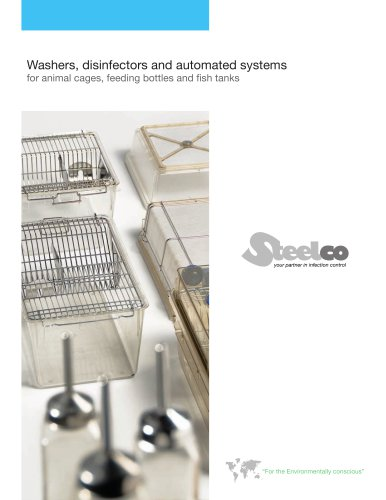 Lifescience application washing systems