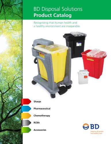 BD Disposal Solutions