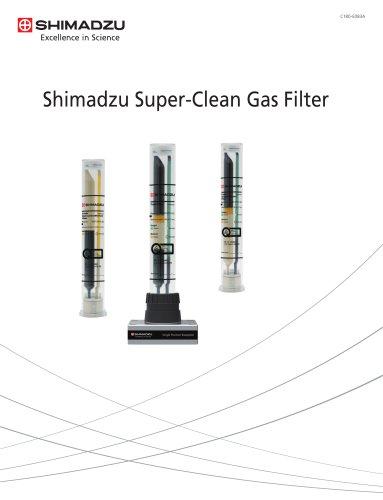 Shimadzu Super-Clean Gas Filter