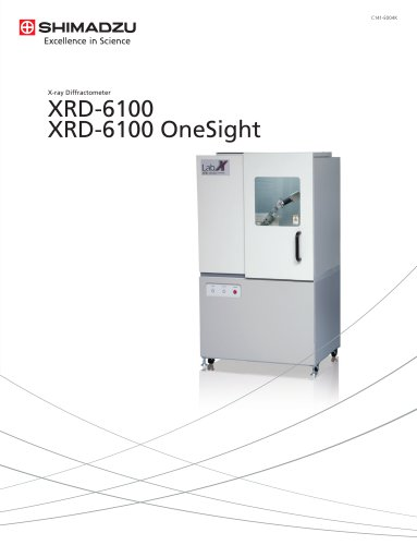 XRD-6100