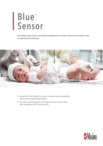 Blue ® Sensor