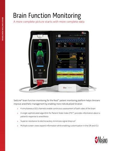Brain Function Monitoring