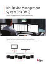 Iris®  Device Management System (Iris DMS)