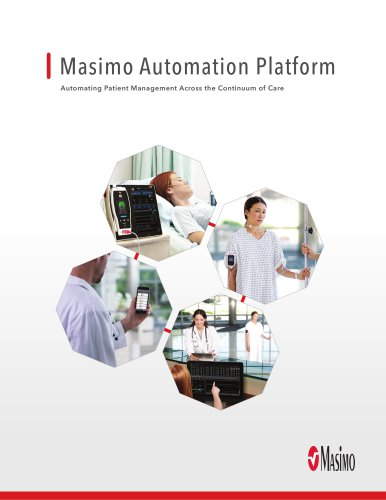 Masimo Automation Platform