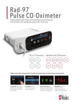 Rad-97™ Pulse CO-Oximeter®