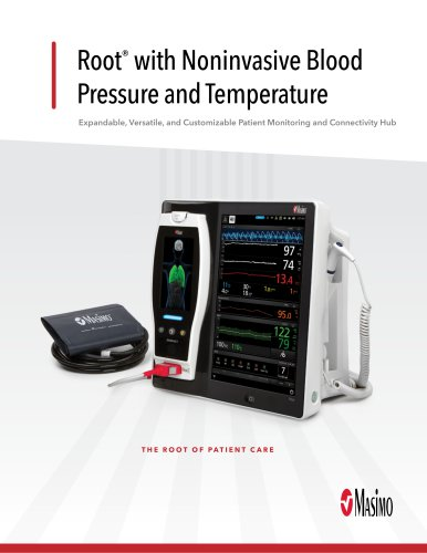Root®  with Noninvasive Blood Pressure and Temperature