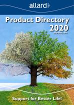 Product Directory 2020