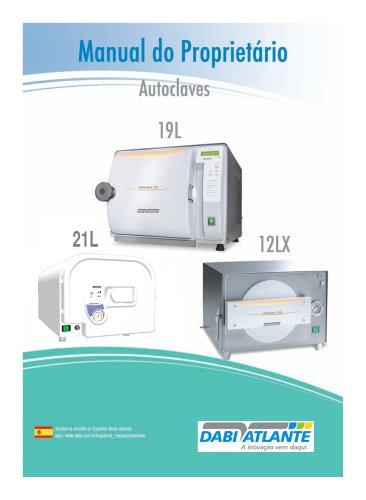 Autoclave 21L
