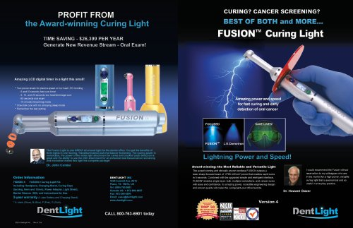 Flyer - Fusion 4