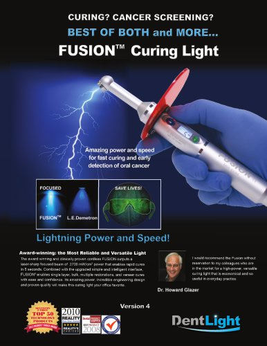 The Most Powerful and Versatile Curing Light