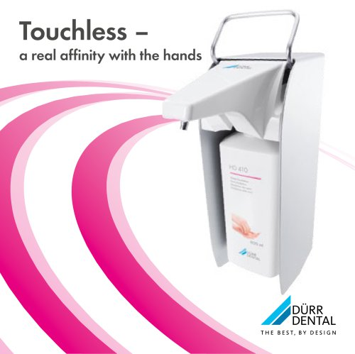 Brochure Universal Dispensers Touchless