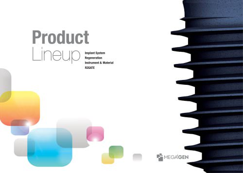 Product Lineup