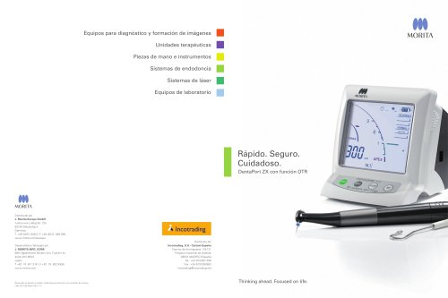 DentaPort ZX with OTR function