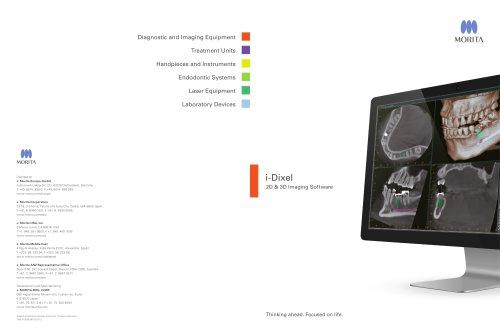 i-Dixel - 2D & 3D Imaging Software