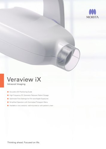 Veraview iX