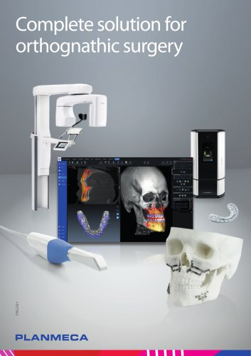 Complete solution for orthognathic surgery