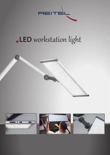 LED workstation light