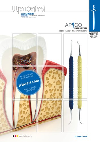Apico endodontic and apicoectomy instruments