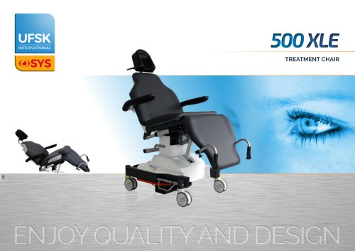 500 XLE comfort