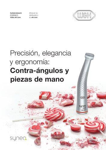 Precisión, elegancia y ergonomía: Contra-ángulos y piezas de mano