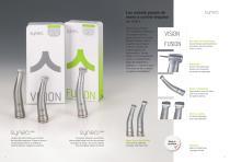 Precisión, elegancia y ergonomía: Contra-ángulos y piezas de mano - 2