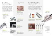Precisión, elegancia y ergonomía: Contra-ángulos y piezas de mano - 3