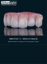 Insert Prettau® 2 Mini-Cutback