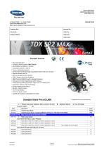 TDX SP2 MAX