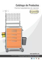 Catálogo Carro de Cajones Convimed