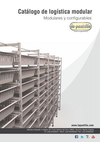 Catálogo logística modular