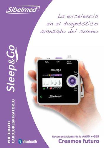 Polígrafo Cardiorrespiratorio SLEEP&GO