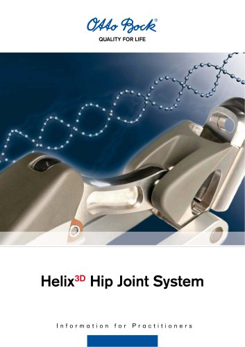Helix 3D Hip Joint System