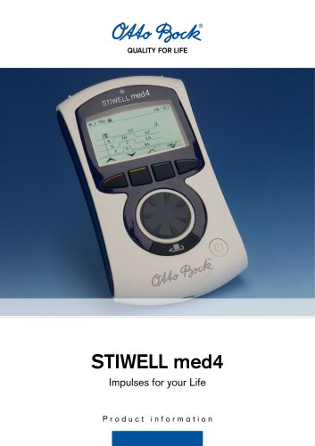 Product infomation | STIWELL med4