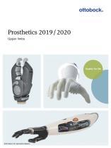 Prosthetics  - Upper limbs