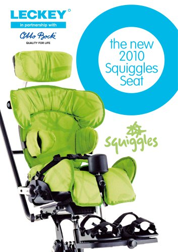 Squiggles - Therapy Seat