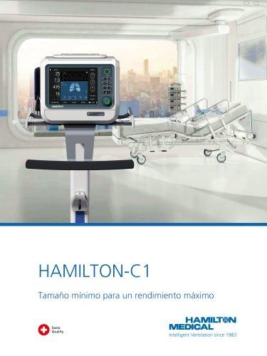 HAMILTON-C1 folleto