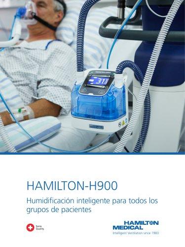 HAMILTON-H900 humidificador
