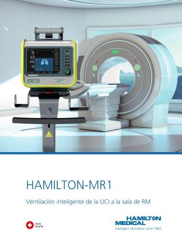 HAMILTON-MR1 folleto