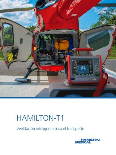 HAMILTON-T1 folleto