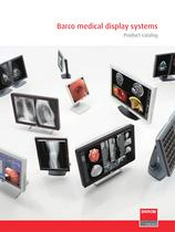 Barco medical display systems Product catalog