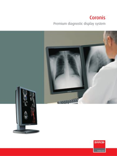 Coronis Premium diagnostic display system