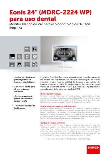"""Eonis 24"""" (MDRC-2224 WP)"""