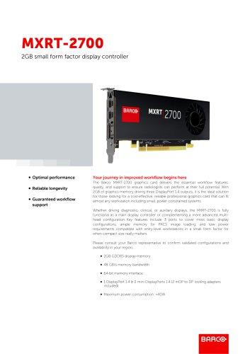 MXRT-2700