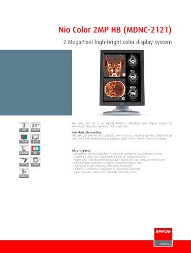 Nio Color 2MP HB (MDNC2121)